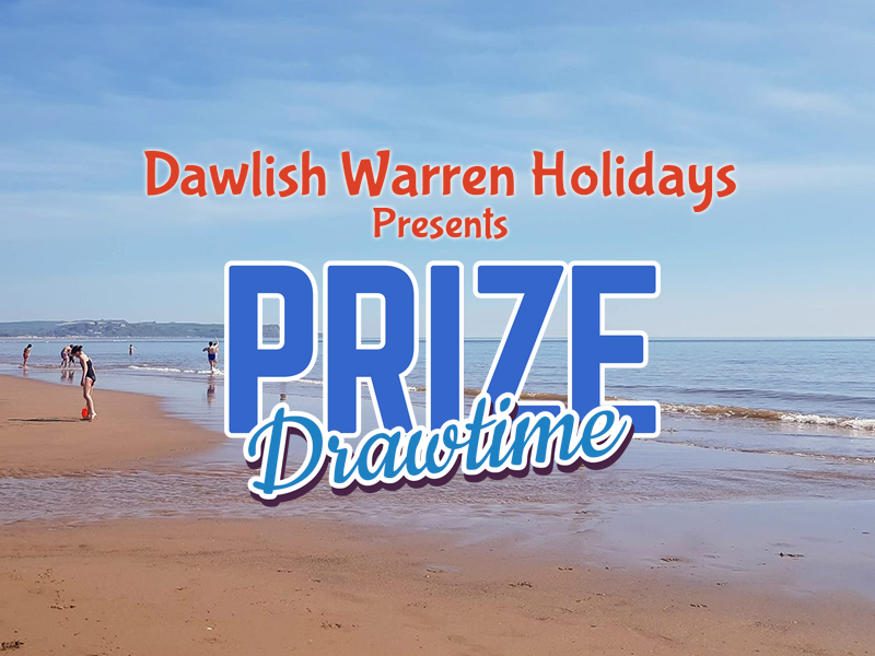 Dawlish Warren Holidays Prize Draw
